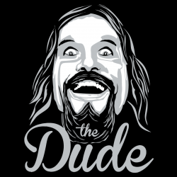 The Dude, T-Shirt