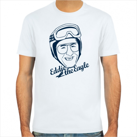 Eddie the Eagle, T-shirt