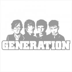 Britpop, T-Shirt