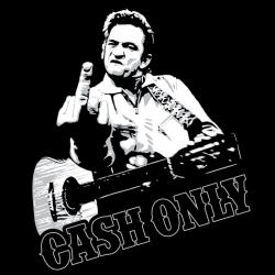 Cash Only, T-shirt