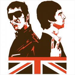 Liam & Noel Gallagher, Hoodie