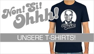 Unsere T-Shirts